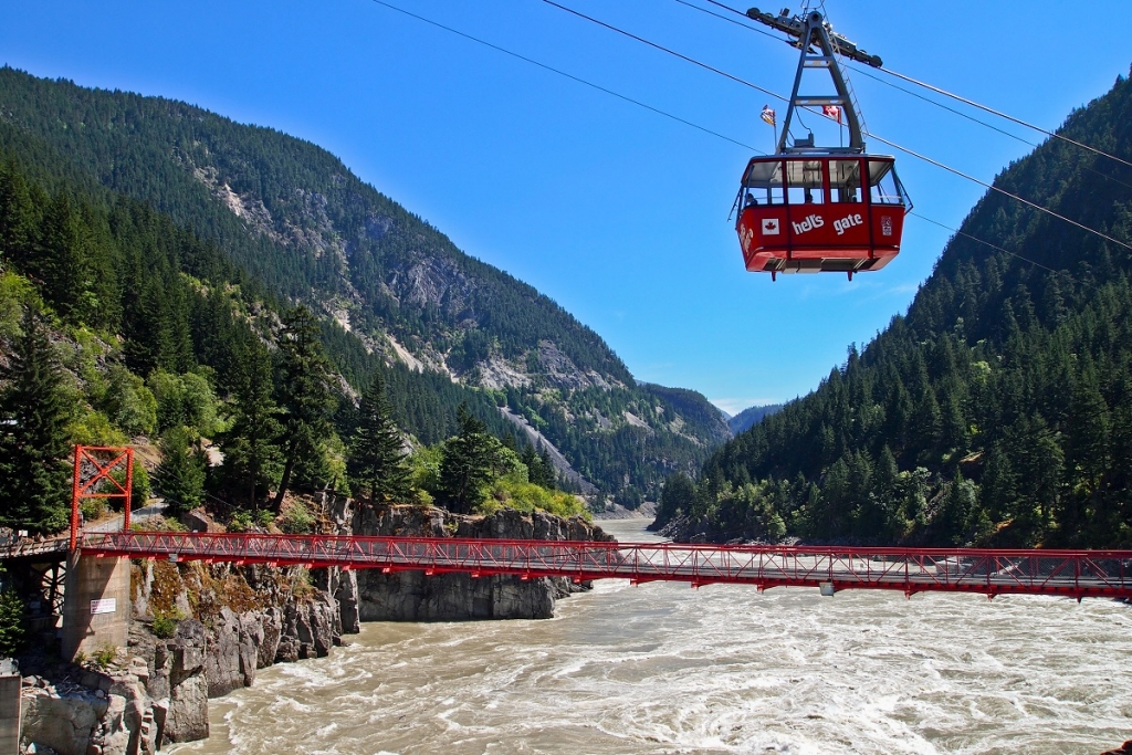 Hell's Gate Airtram in the Fraser Canyon, BC | Vagabond Quest