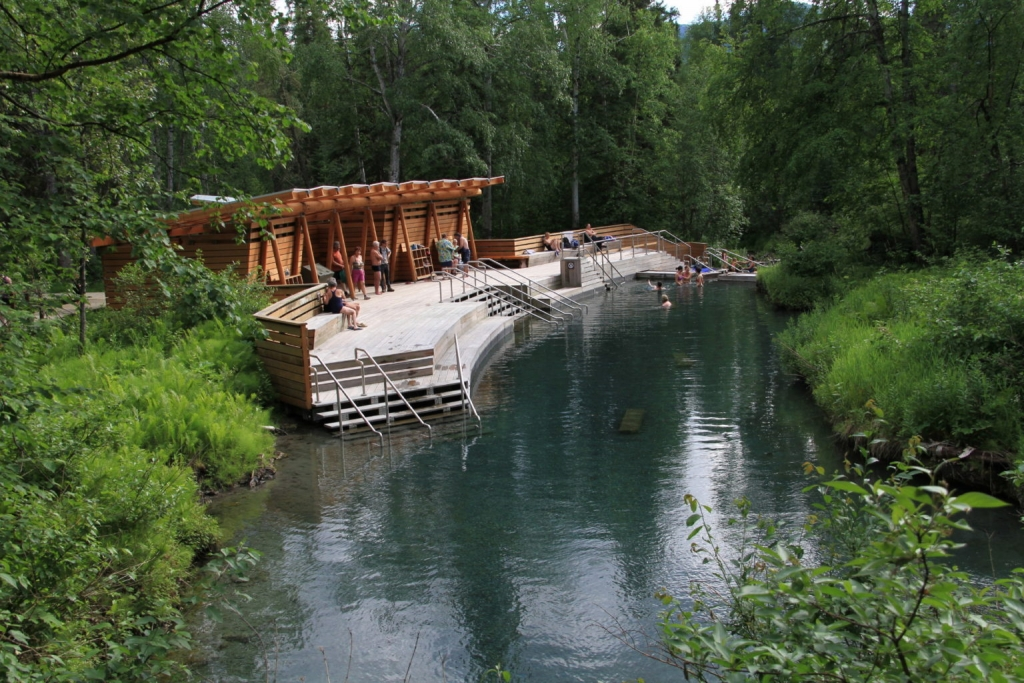 Don T Miss Liard River Hot Springs Provincial Park