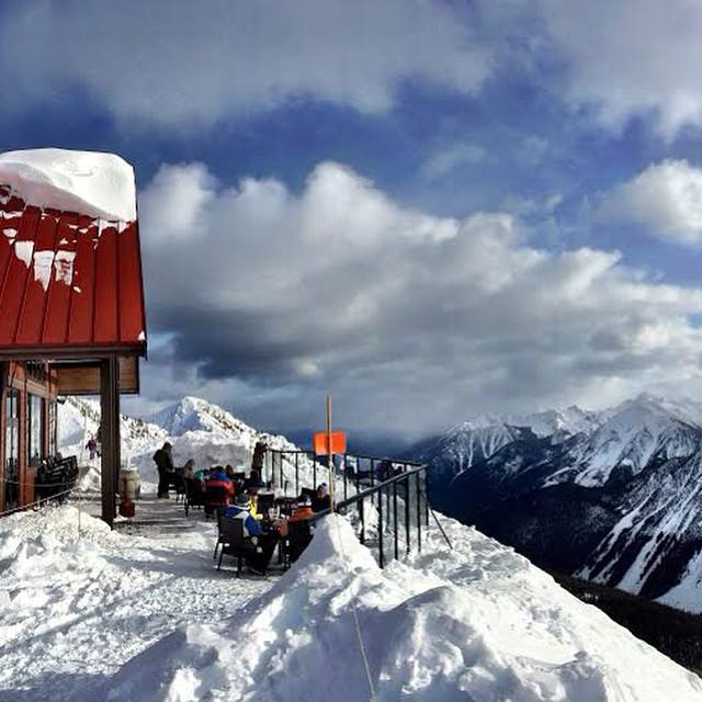 Kicking Horse Mountain Resort in Golden