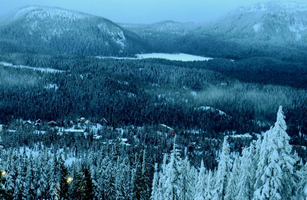 Mount Washington Alpine Resort on Vancouver Island. Photo: @genevievefreeman via Instagram