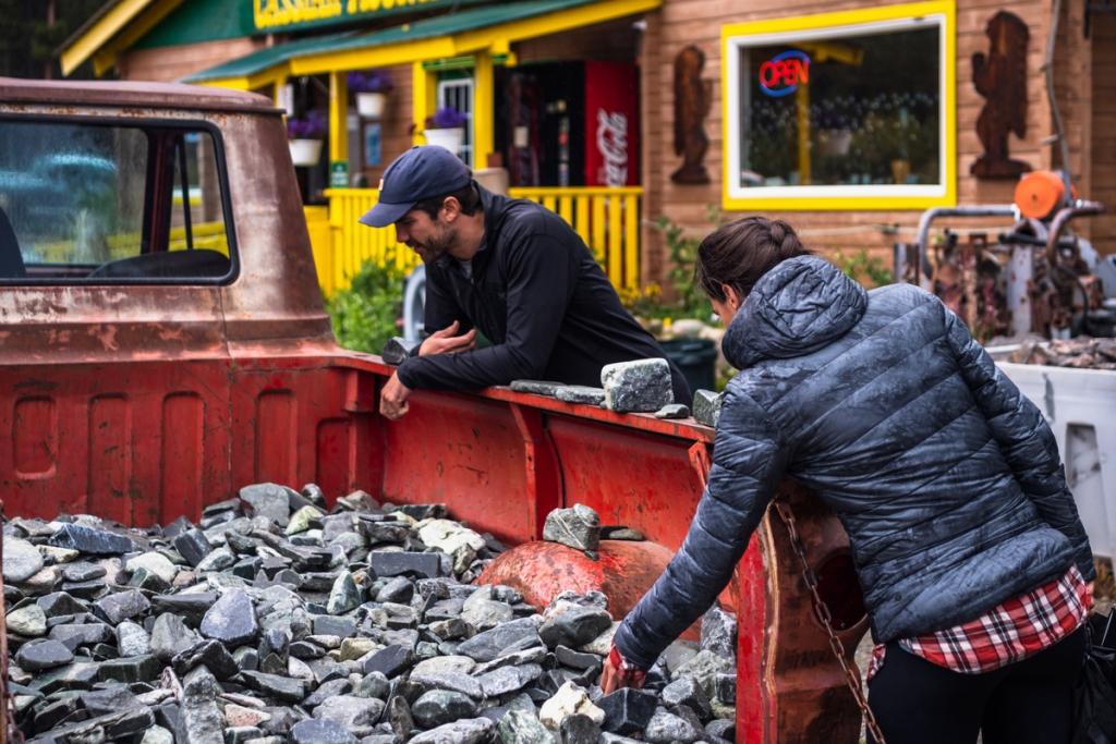 Jade City. Photo: Northern BC Tourism/Andrew Strain