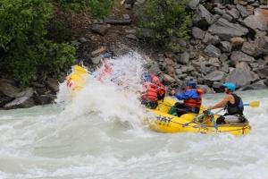 Rafting the Kicking Horse River | Kootenay River Runners