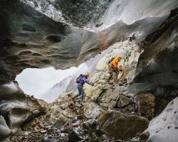 Mountaineering, Climbing & Caving