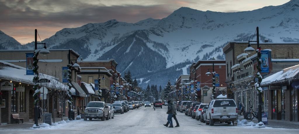 British Columbia's Coolest Ski Towns
