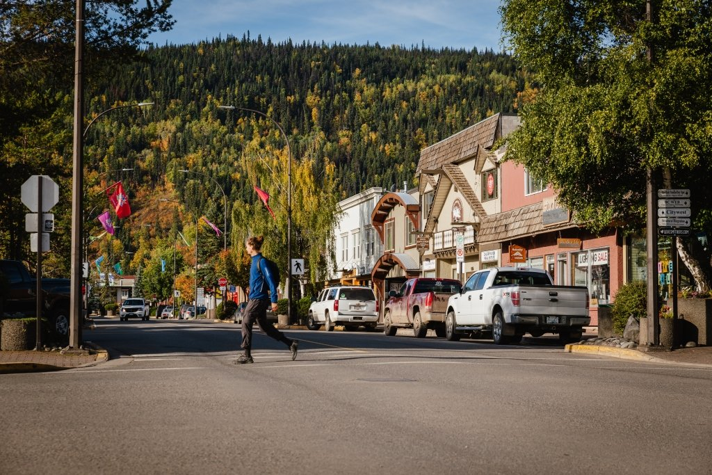 Smithers in the fall | Marty Clemens
