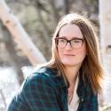 Amber Turnau in Squamish