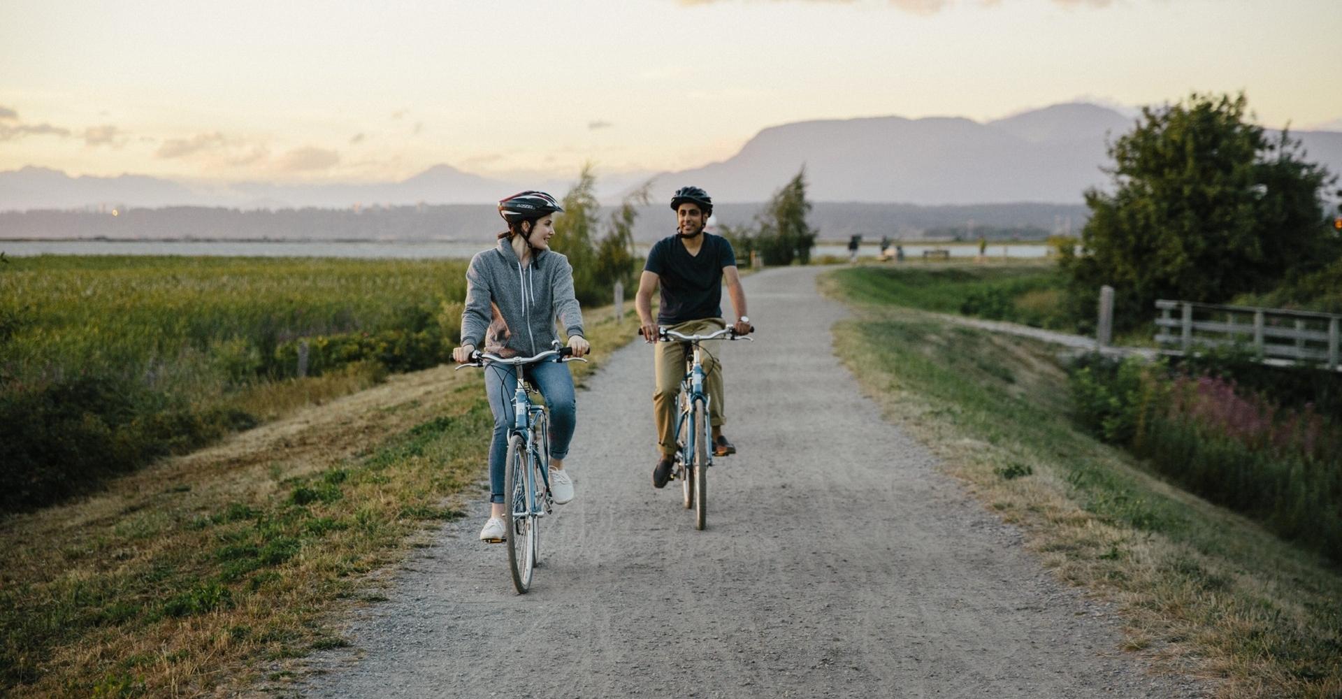 Cycling in Richmond | Tourism Richmond