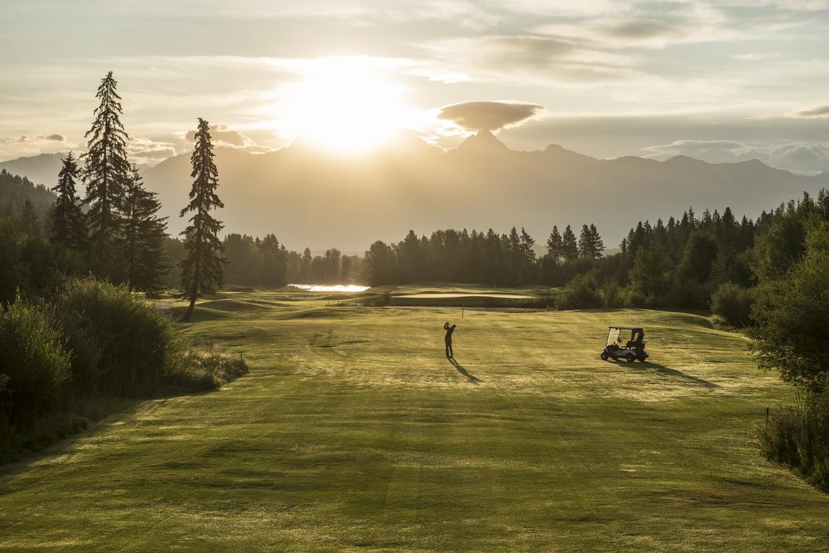 St Eugene Golf Resort and Casino