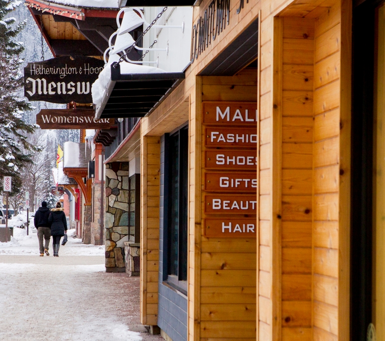 Main St. in Smithers   Northern BC Tourism/Abby Cooper