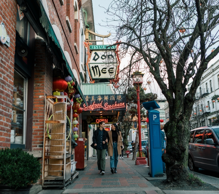 Victoria's Chinatown   Destination BC/Jordan Dyck