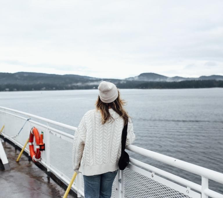BC Ferries, Tsawwassen to Swartz Bay route   @localwanderer
