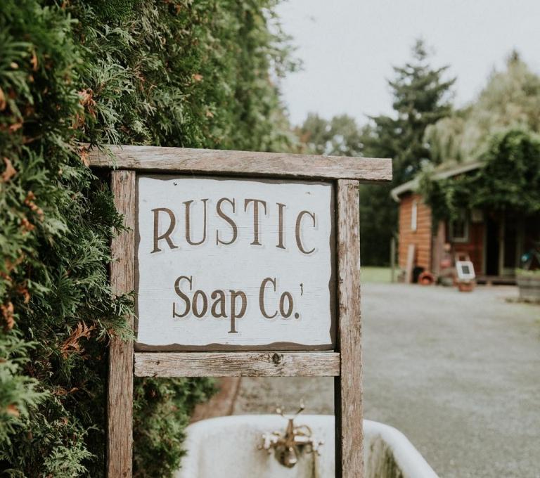 Rustic Soap Co. | @tourismchilliwack