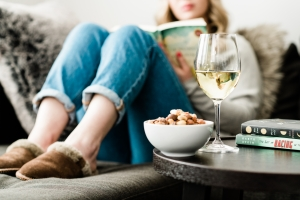 Enjoy a glass of wine at home | Wines of British Columbia