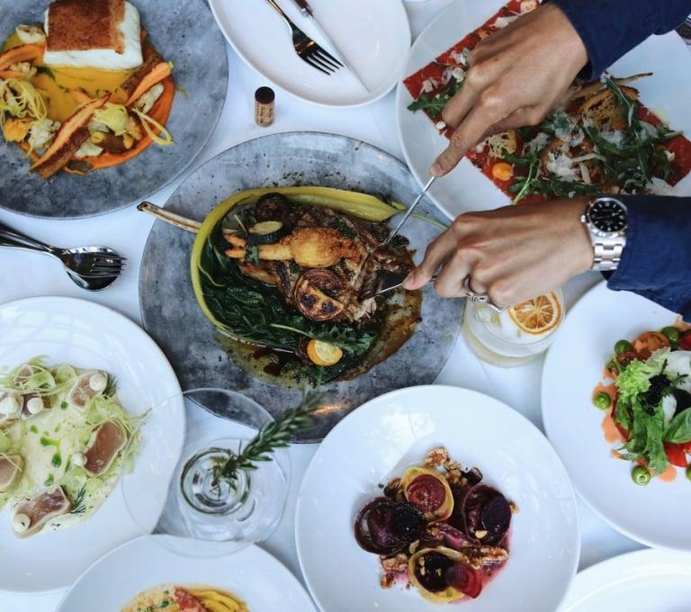 Whistler dining