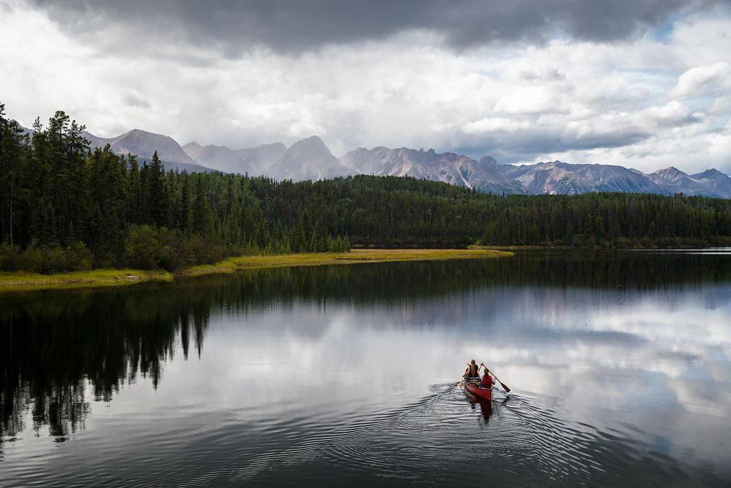 Muskwa-Kechika in Northern BC. Taylor Burk photo.