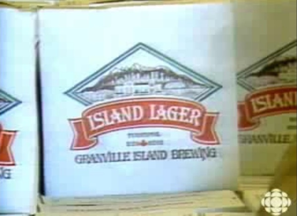 The original craft beer from Granville Island Brewery featured on CBC's The National.