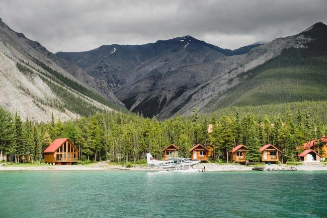 Muncho Lake Provincial Park - Alaska Highway - Megan McLellan