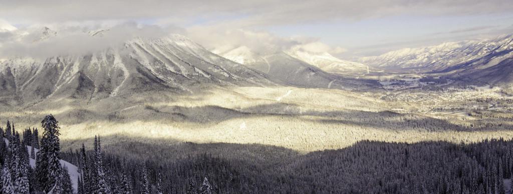 Fernie Alpine Resort, Cedar Bowl