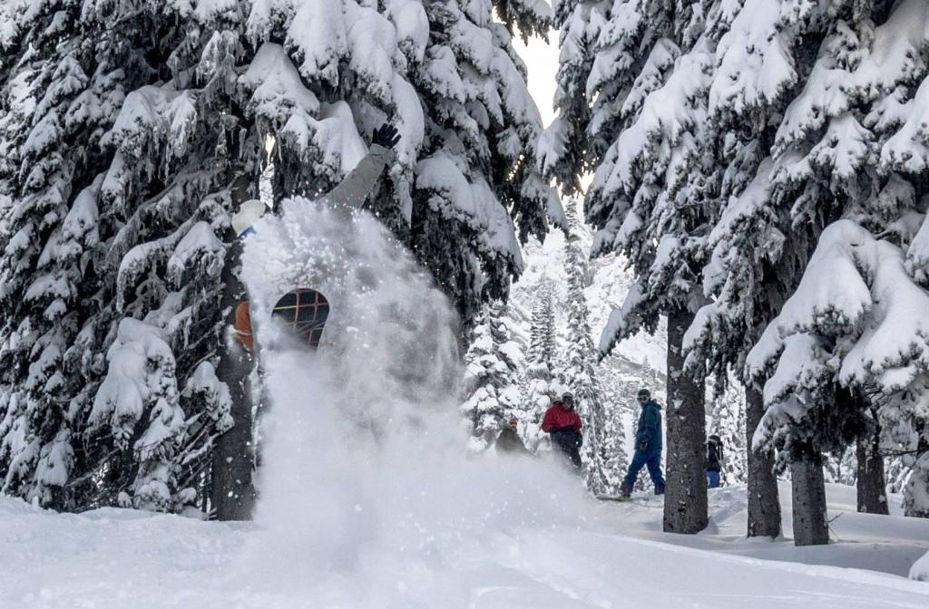 Snake Ridge at Fernie Alpine Resort