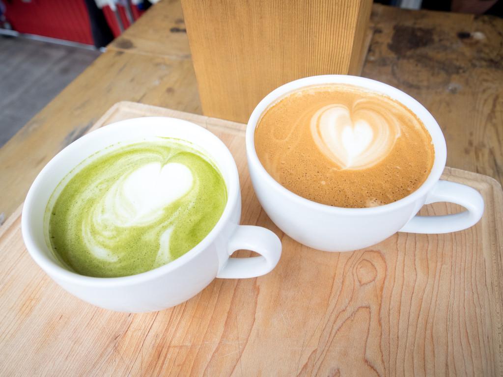 Coffee in Squamish