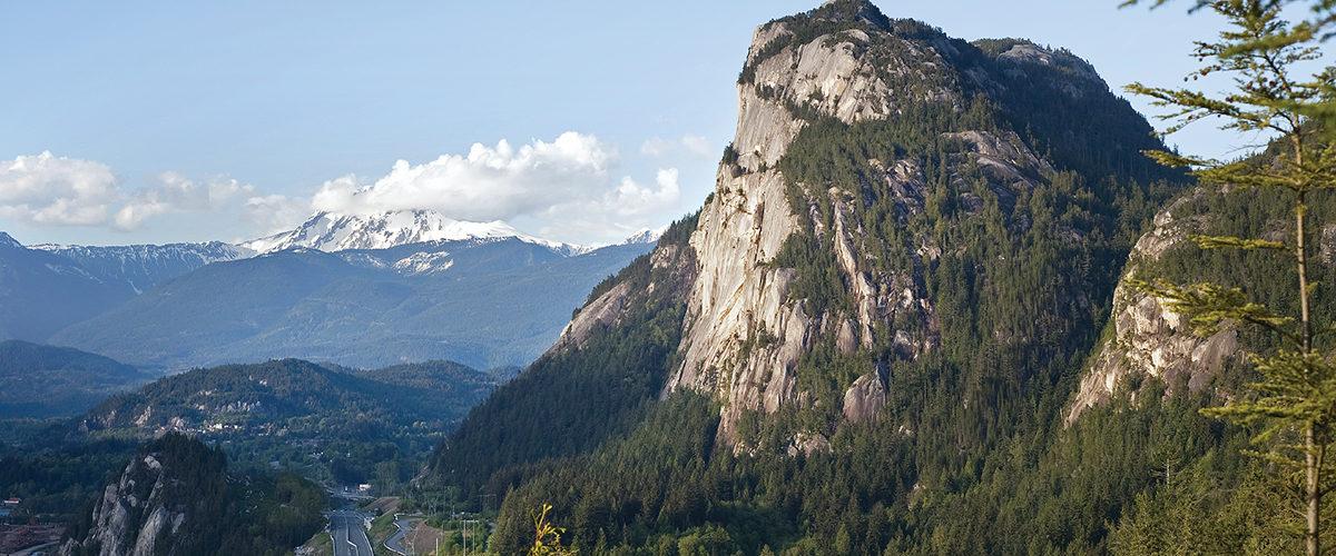 Squamish and the Stawamus Chief