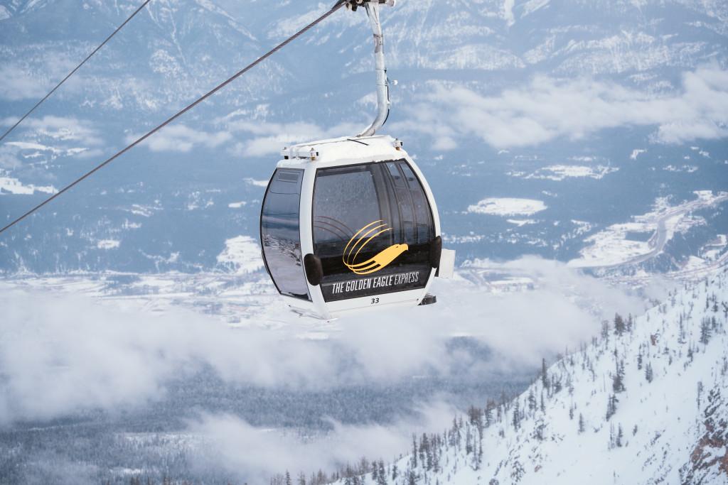 Gondola views at Kicking Horse Mountain Resort in Golden. Photo: @jasoncharleshill via Instagram