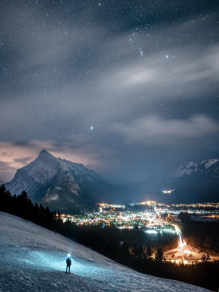 Mount Norquay, Banff, Alberta. Photo: @jasoncharleshill