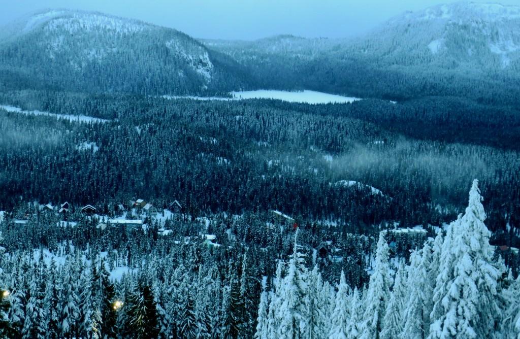 Mount Washington Alpine Resort on Vancouver Island. Photo: @genevievefreeman via Instagram