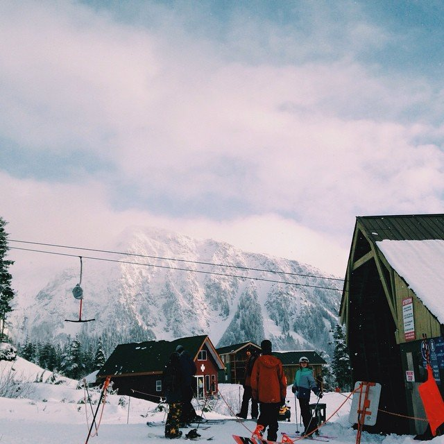 Mount Cain is a hidden gem on Vancouver Island for skiers.