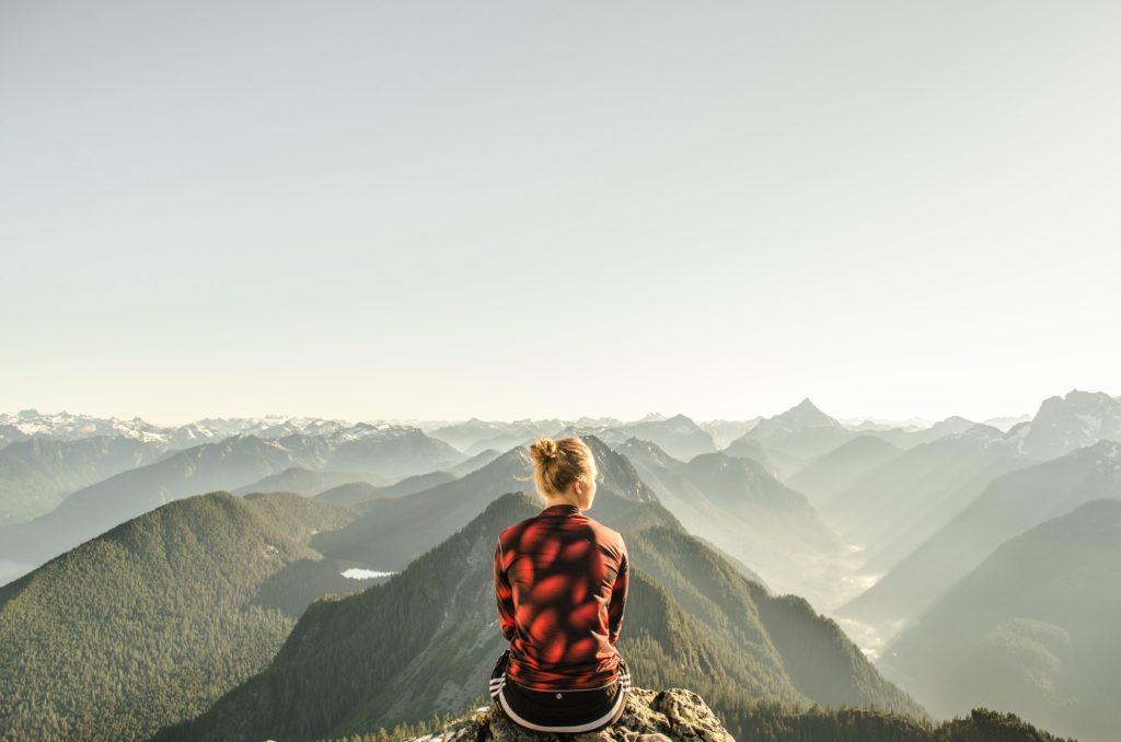 Golden Ears Peak, Golden Ears Provincial Park.
