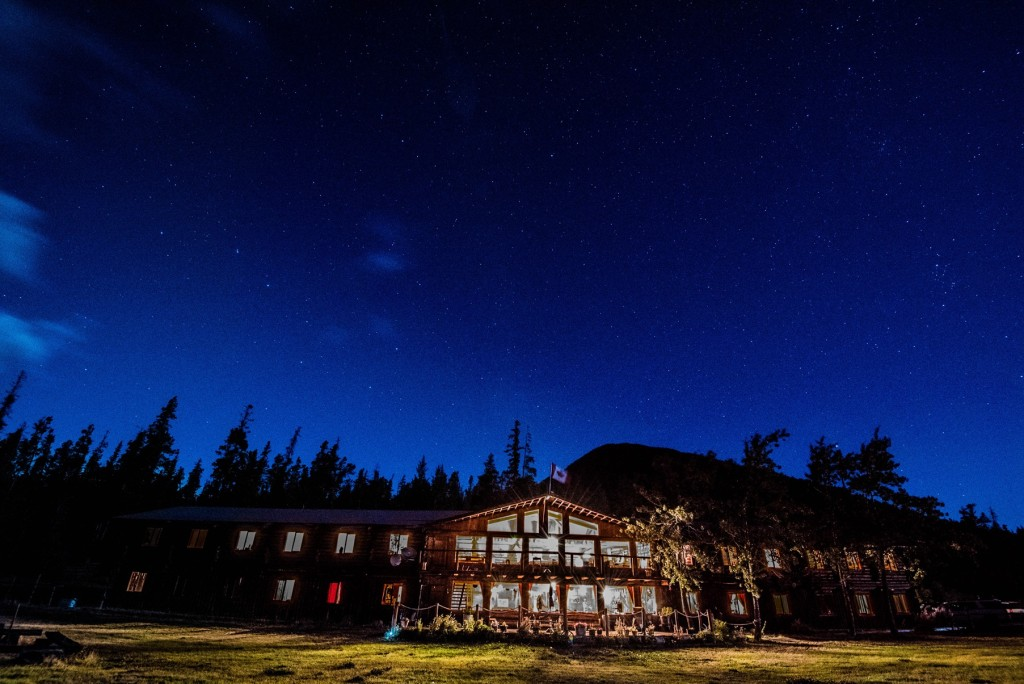 Bracewell's Wilderness Adventure Resort in BC's Chilcotin Region. Photo: Geoff Moore
