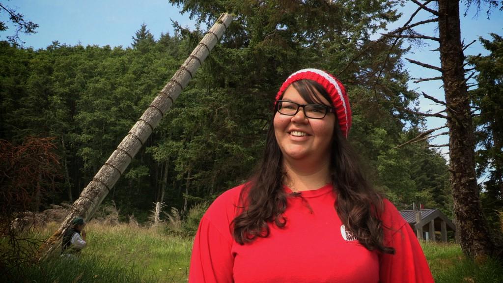 Haida Watchman Smile