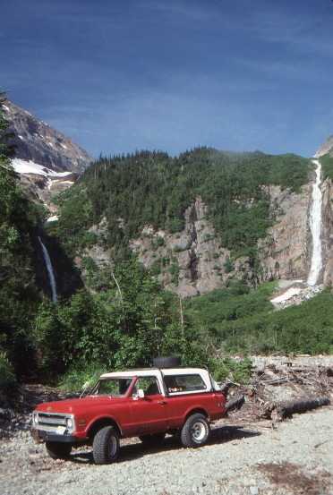Twin Falls as they looked in 1991