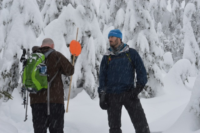 Snowshoeing at Grouse Mountain Resort in North Vancouver. Photo: SYinc
