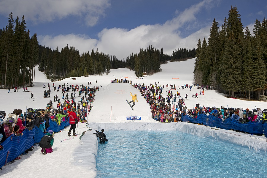 Tod Mountain Days at Sun Peaks Resort.