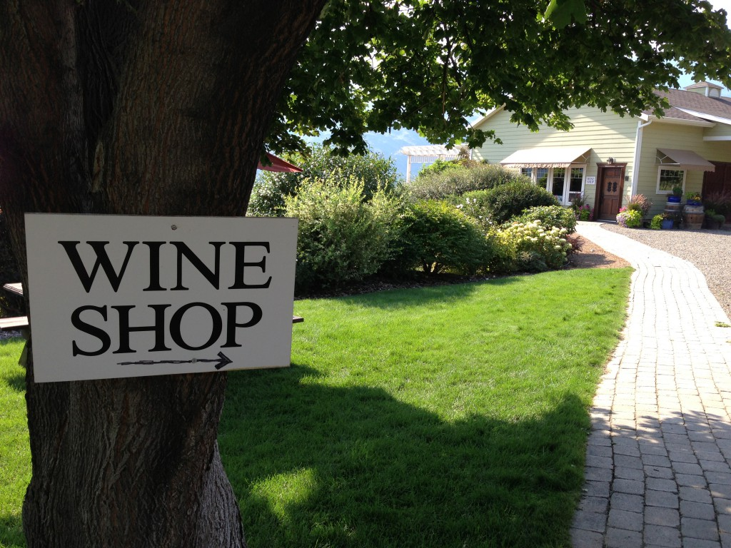 Seven Stones Winery in Cawston, BC