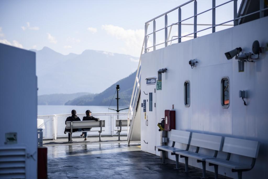 BC Ferries | Andrew Strain