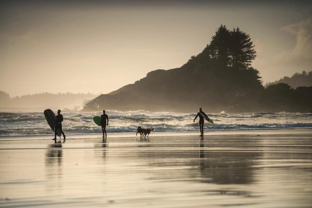 Surfing near Tofino | Destination Canada/Brian Caissie