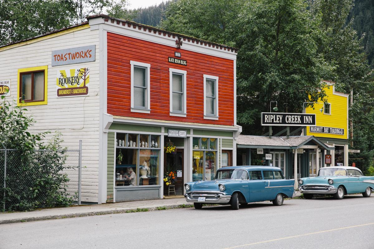 Stewart, BC | Grant Harder