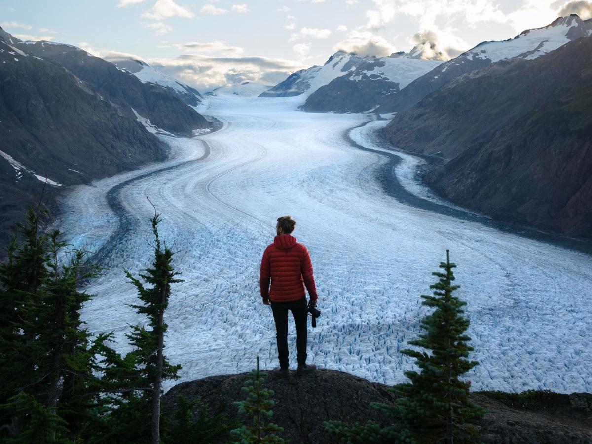 Salmon Glacier, near Stewart   Matthew Massa