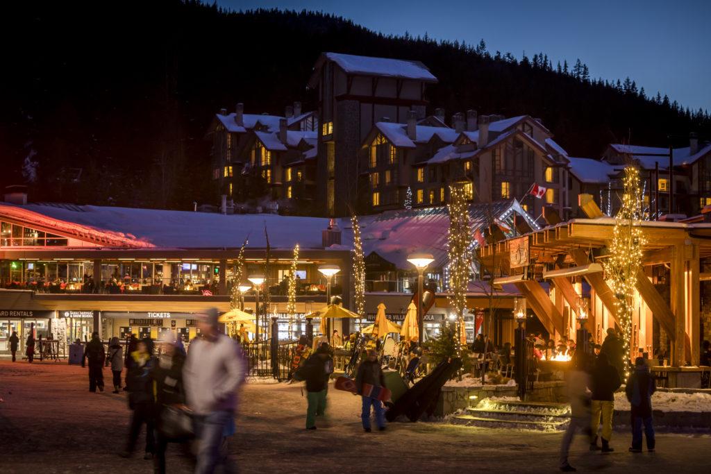 Whistler Village nightlife