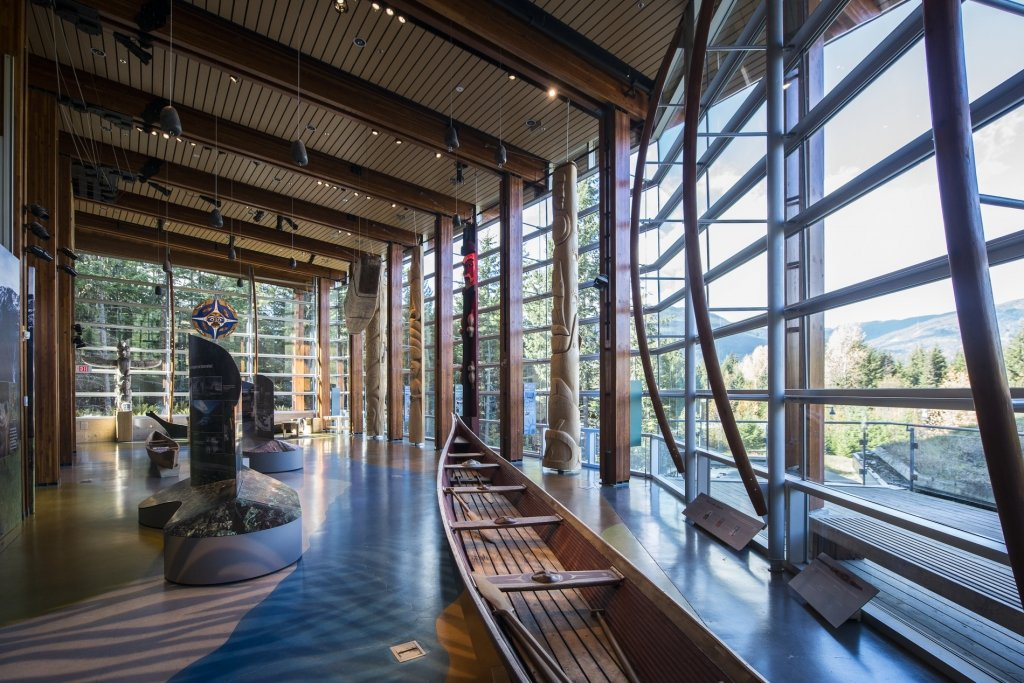 Squamish Lil'wat Cultural Centre | Blake Jorgenson