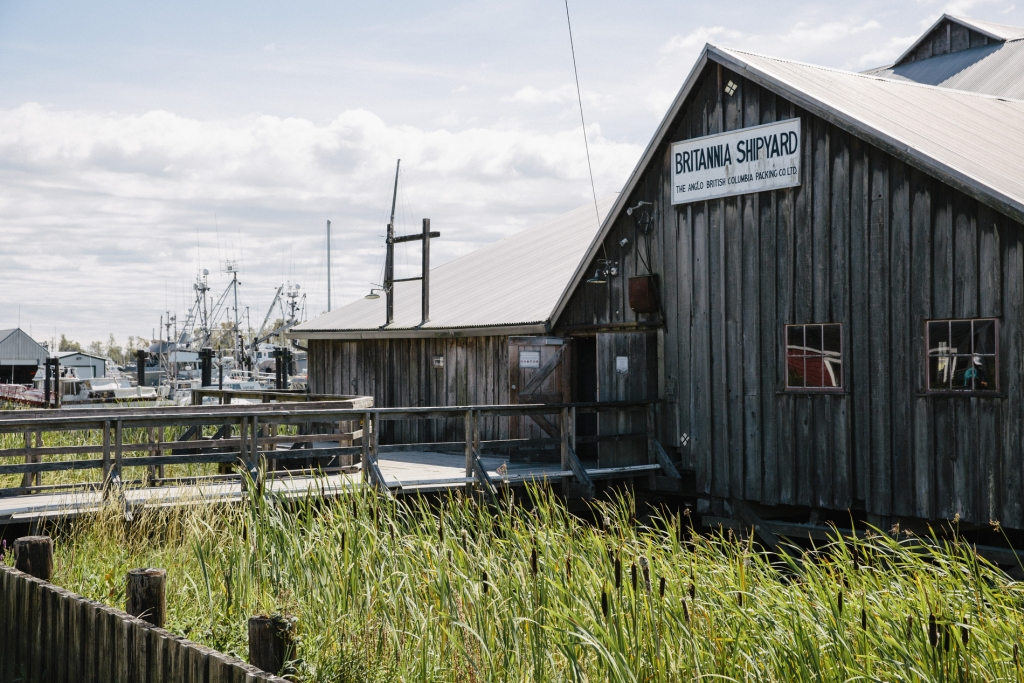Britannia Shipyards National Historic Site | Tourism Richmond