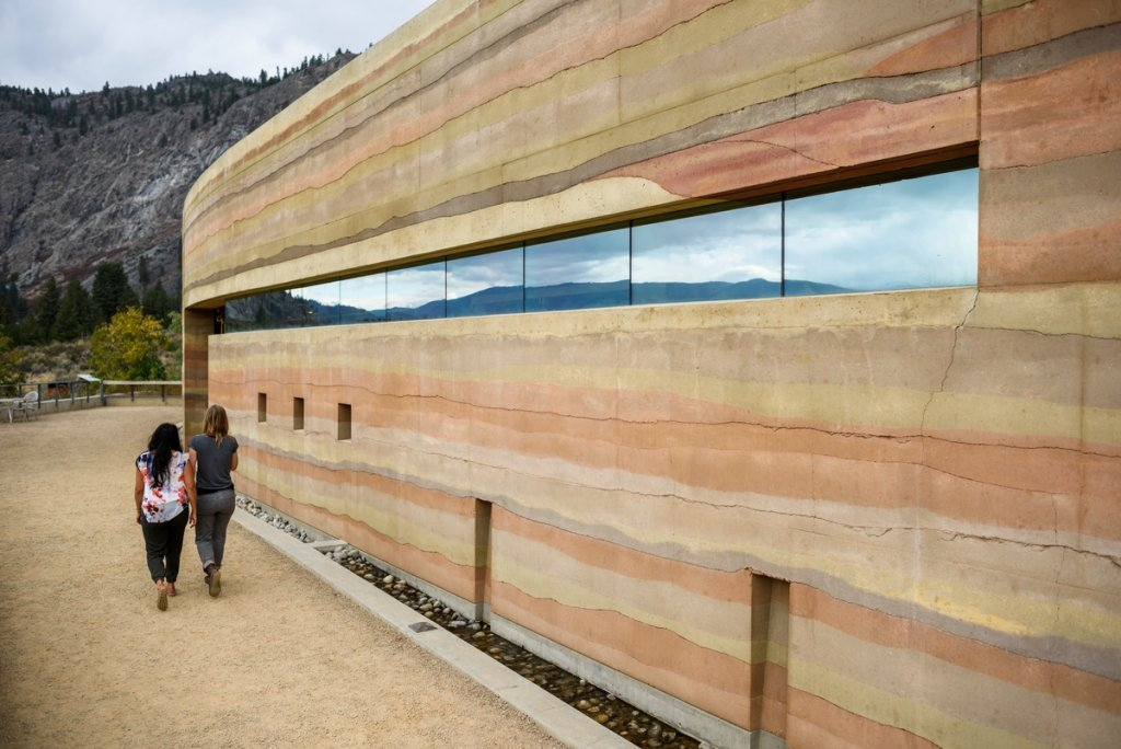 Nk'Mip Desert Cultural Centre | Andrew Strain