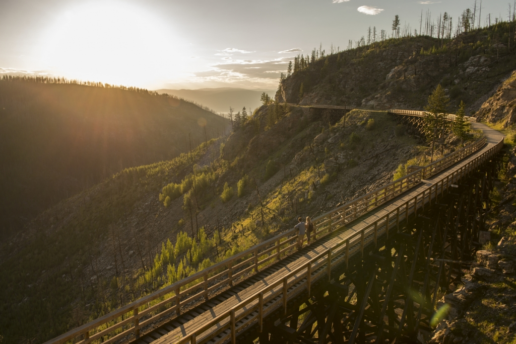 Kettle Valley Rail Trail | Kari Medig
