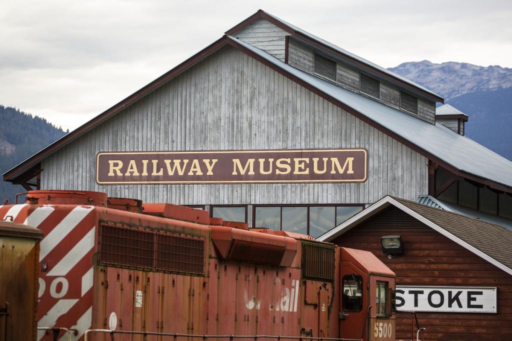 Revelstoke Railway Museum | Ryan Creary
