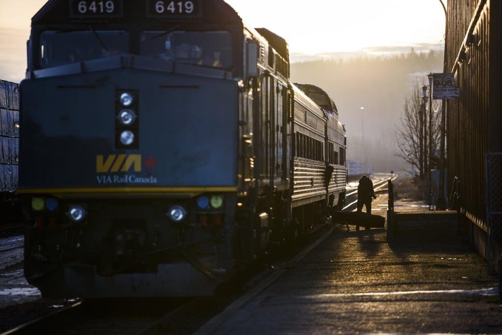VIA Rail | Andrew Strain