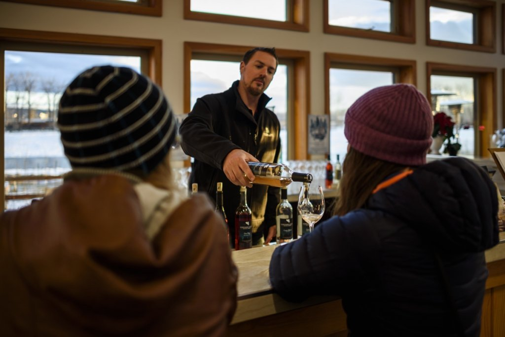 Northern Lights Estate Winery | Andrew Strain