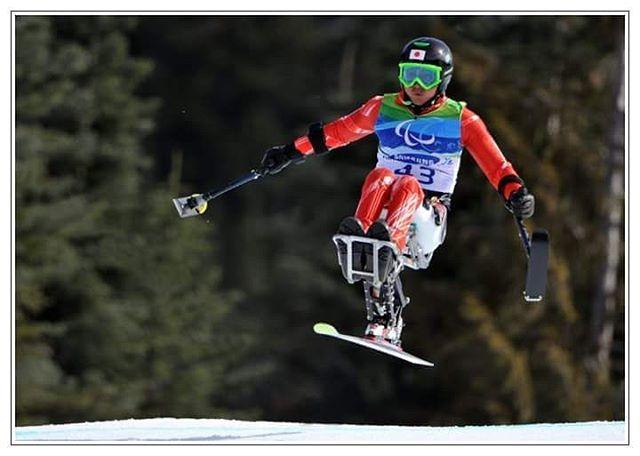 Sit-Skier at the 2010 Paralympic Winter Games | @damirsencar